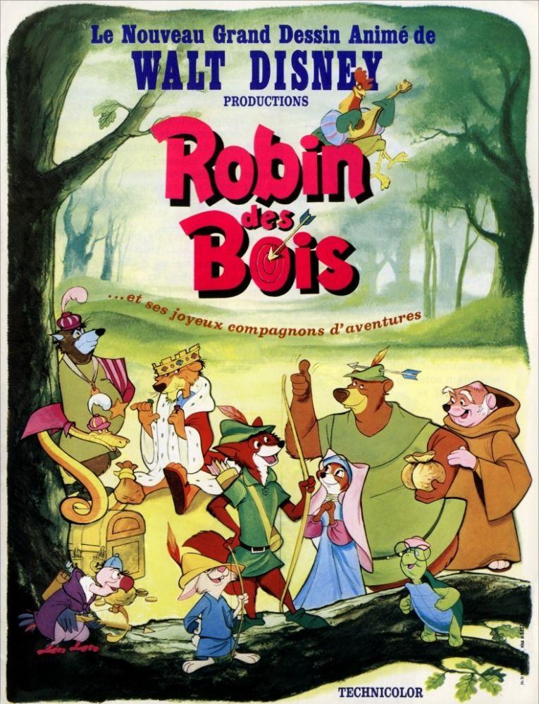 affiche du film Robin des bois (1973)