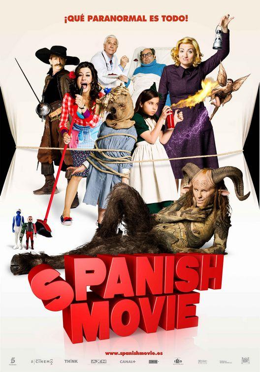 affiche du film Spanish Movie