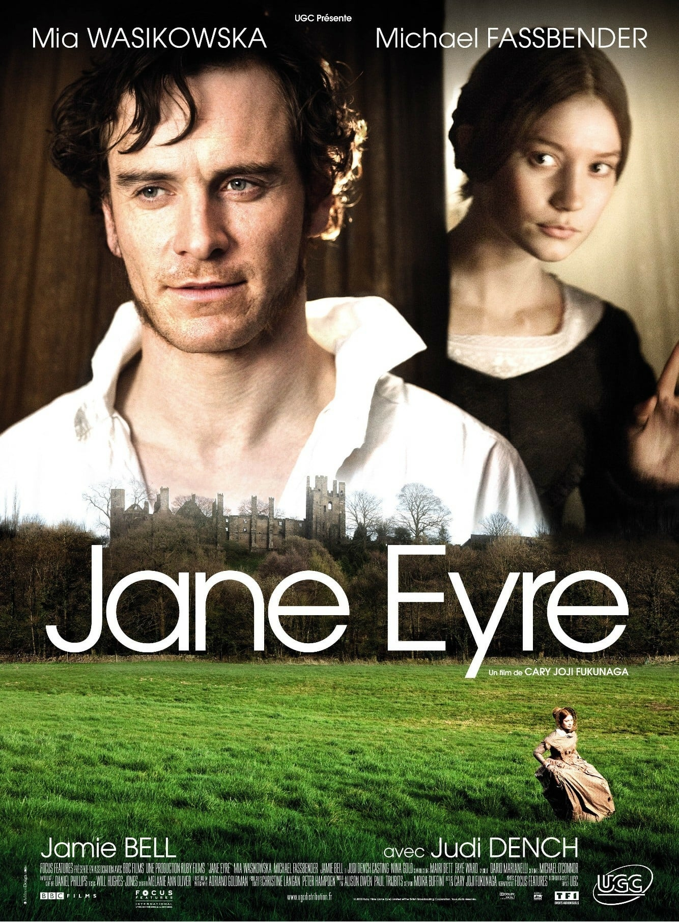 affiche du film Jane Eyre (2011)