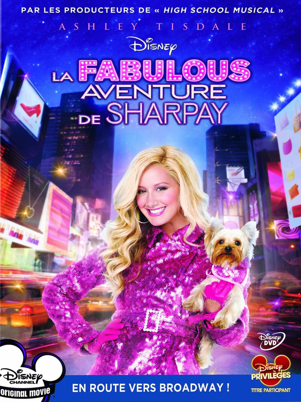affiche du film La Fabulous Aventure de Sharpay