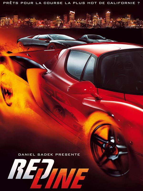 affiche du film Redline (2007)