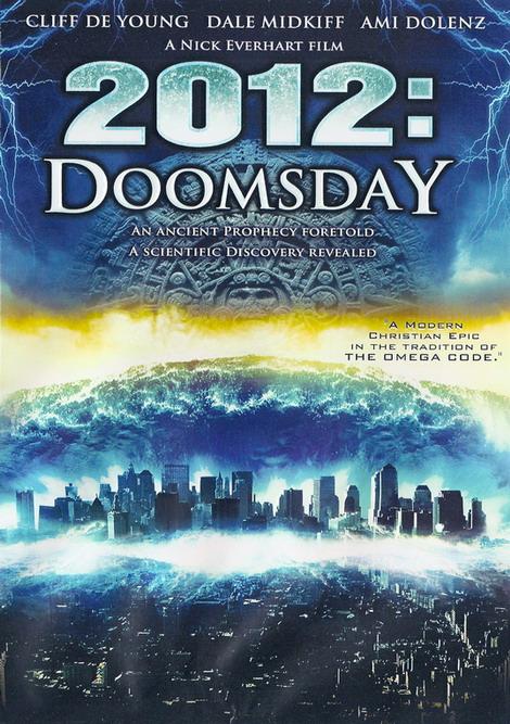 affiche du film 2012, la prophétie