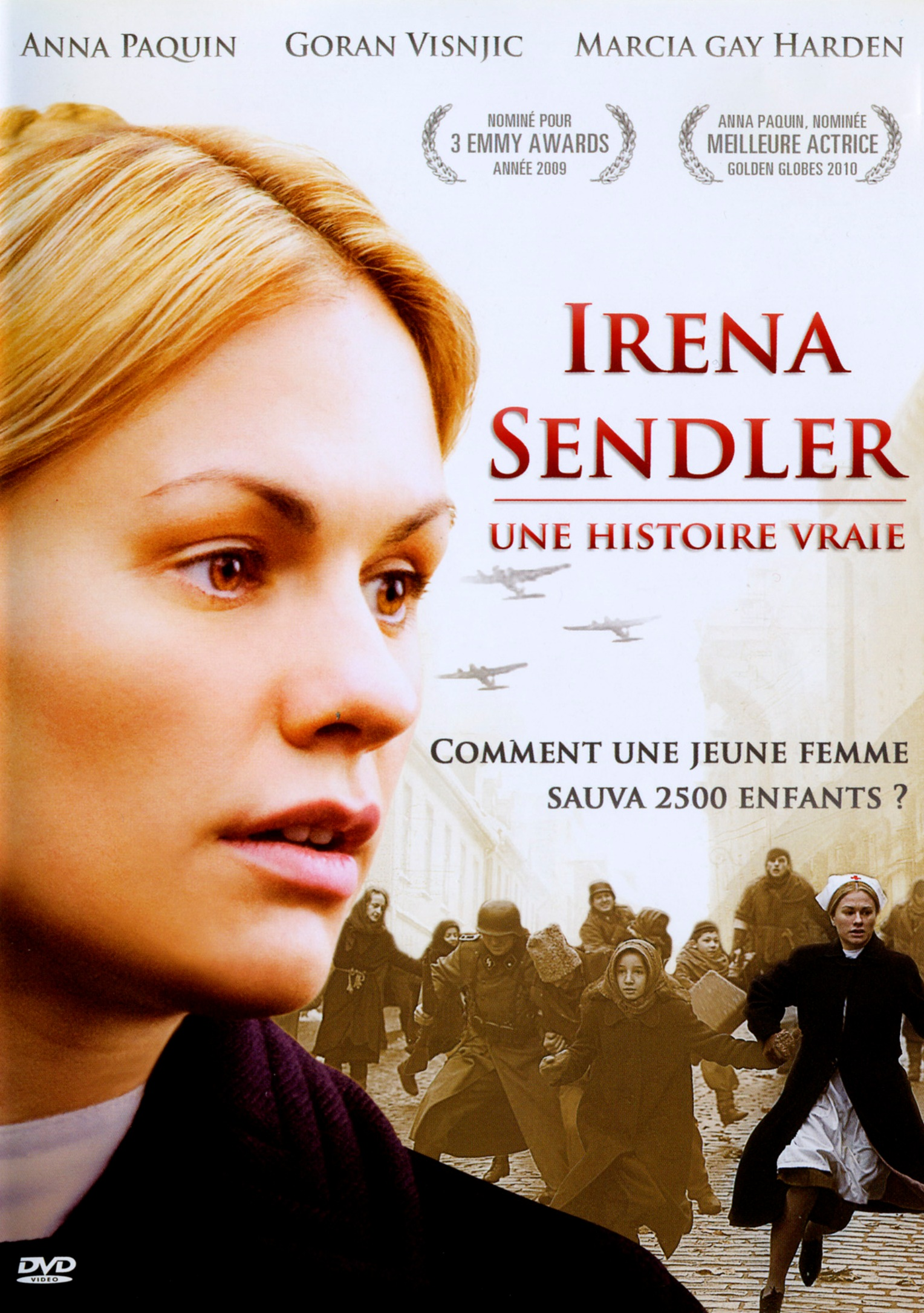 affiche du film Irena Sendler : Un courage inoubliable (TV)