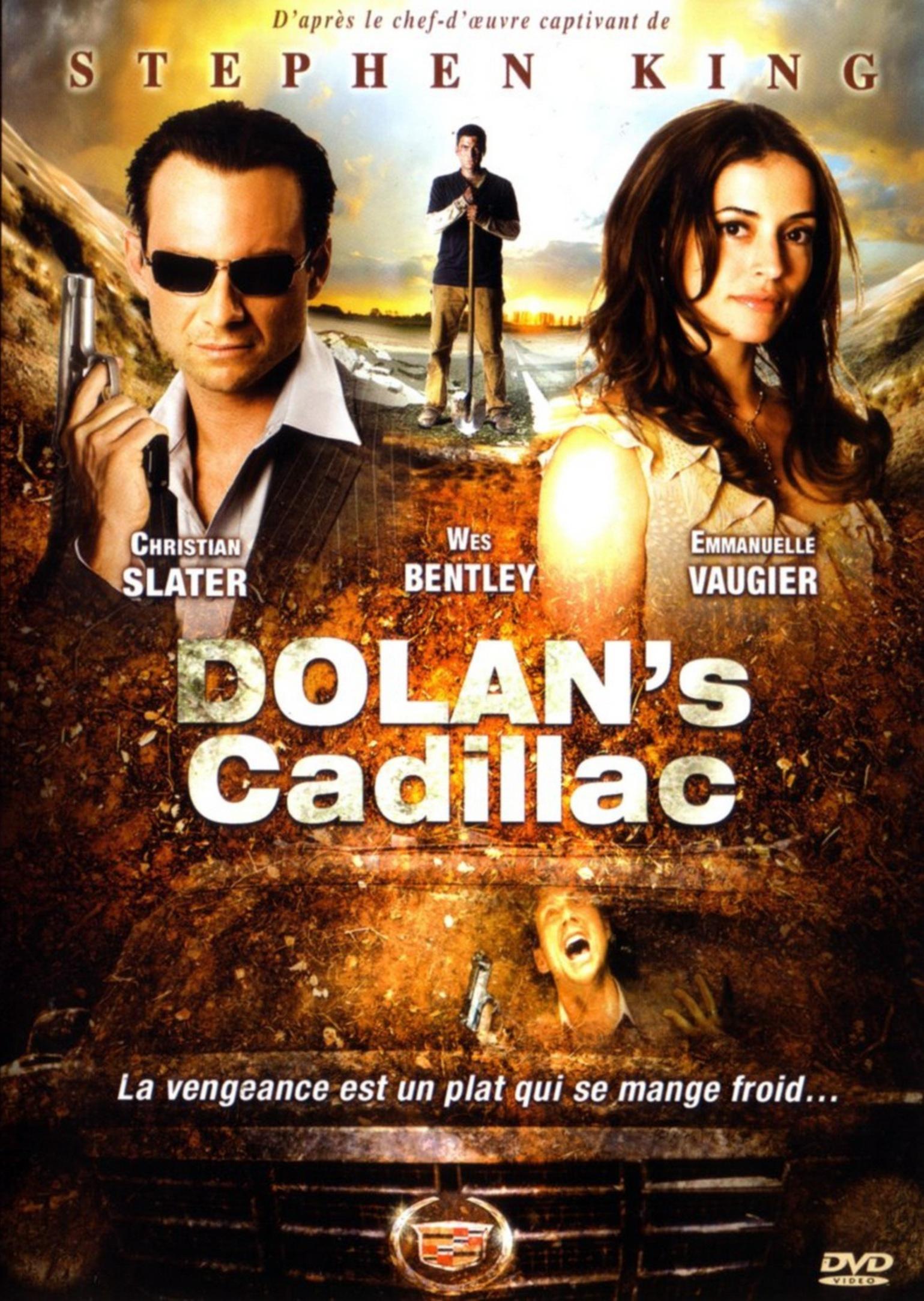 affiche du film La cadillac de Dolan