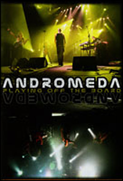 affiche du film Andromeda: Playing Off The Board