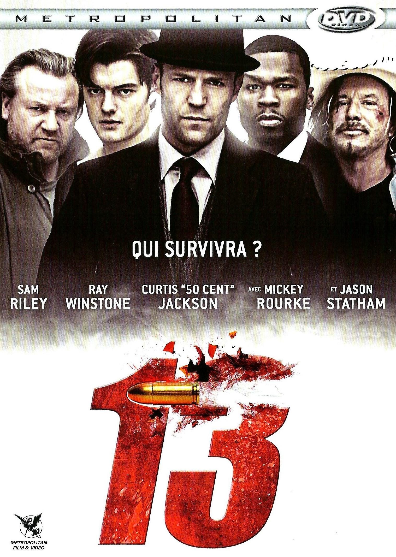affiche du film 13