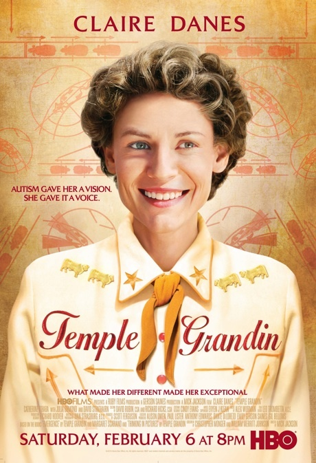 affiche du film Temple Grandin (TV)