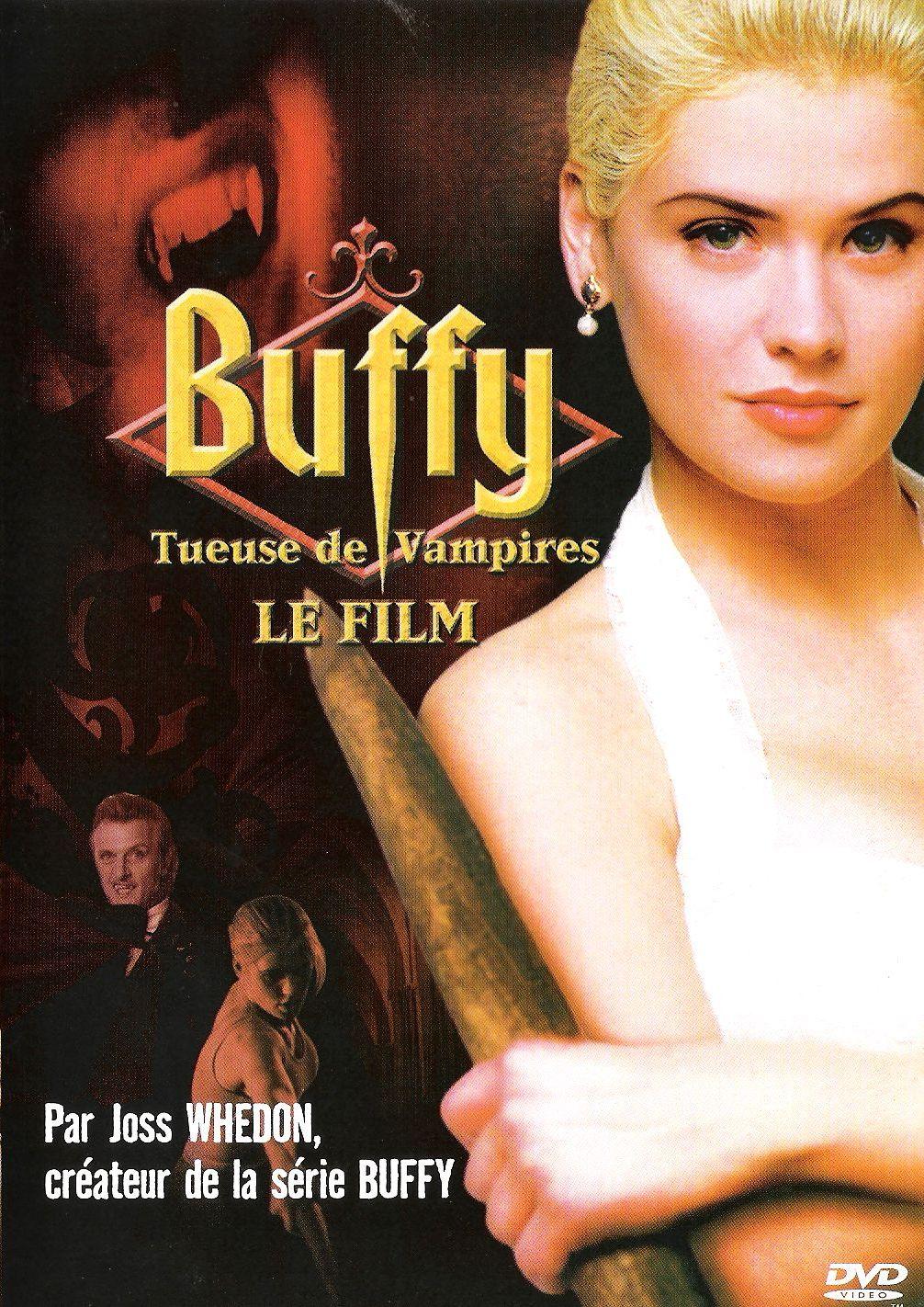 affiche du film Buffy, tueuse de vampires
