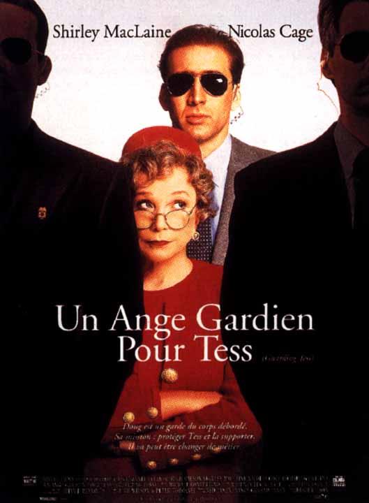 affiche du film Un ange gardien pour Tess