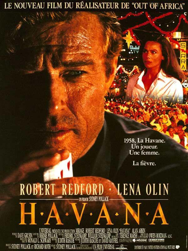 affiche du film Havana