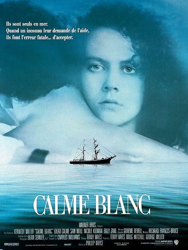 affiche du film Calme blanc