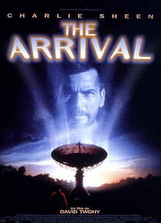 affiche du film The Arrival