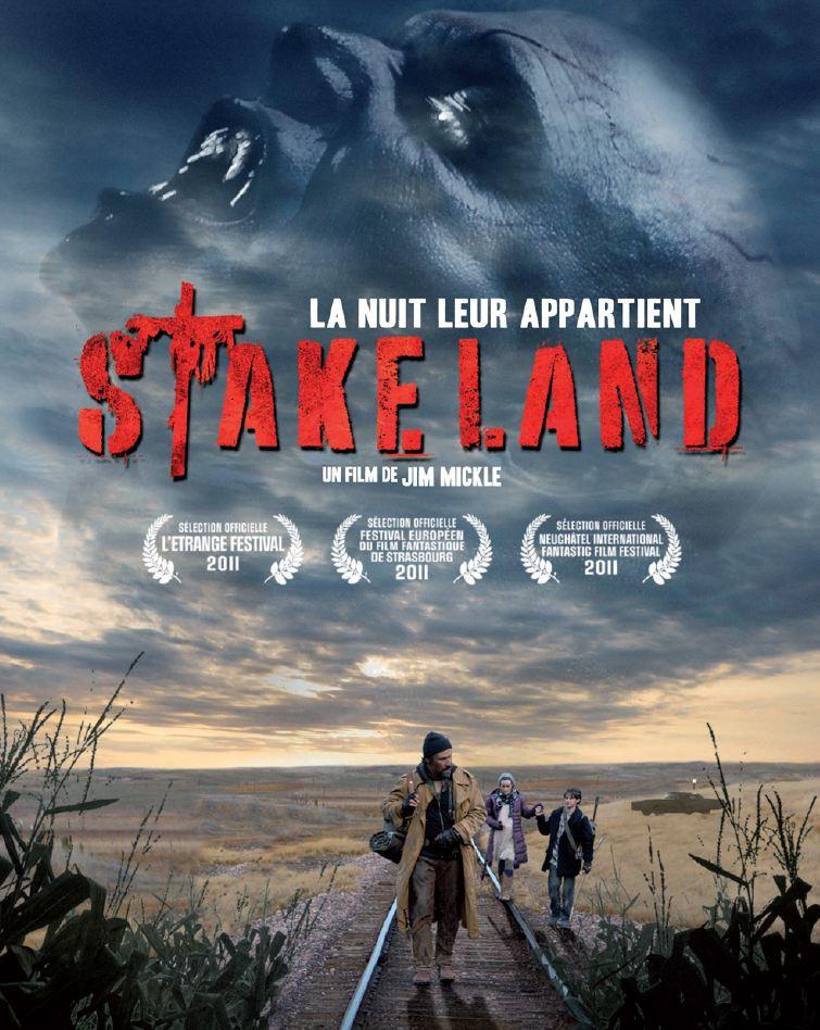 affiche du film Stake Land