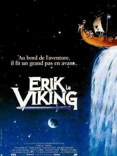 affiche du film Erik le Viking
