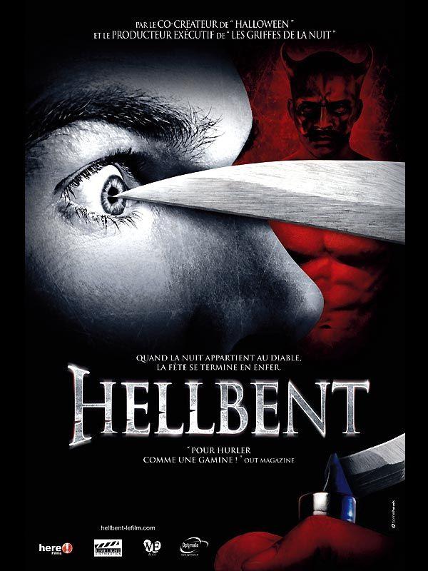 affiche du film Hellbent