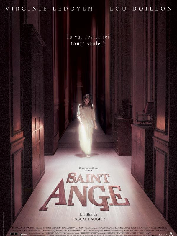 affiche du film Saint Ange