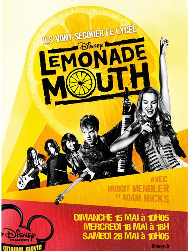affiche du film Lemonade Mouth (TV)