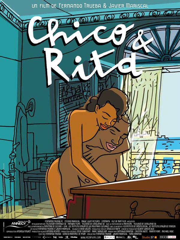 affiche du film Chico & Rita