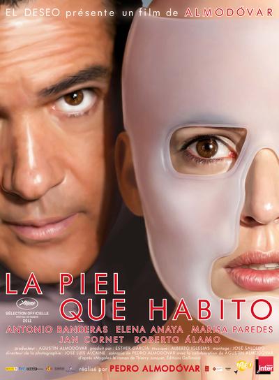 affiche du film La piel que habito
