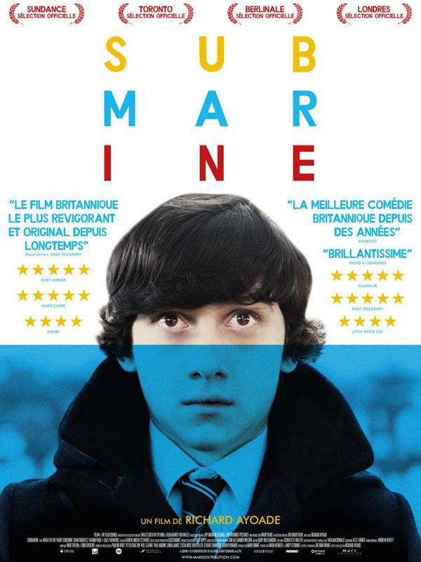 affiche du film Submarine