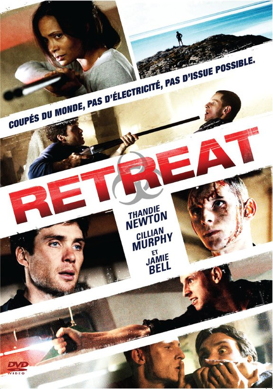 affiche du film Retreat