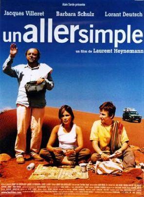 affiche du film Un aller simple