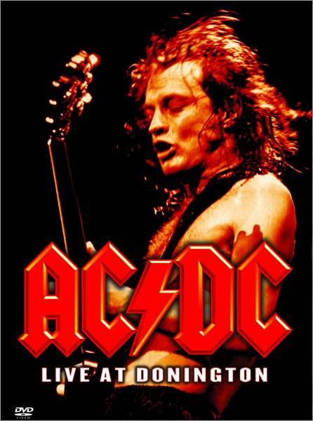 affiche du film AC/DC : Live at Donington