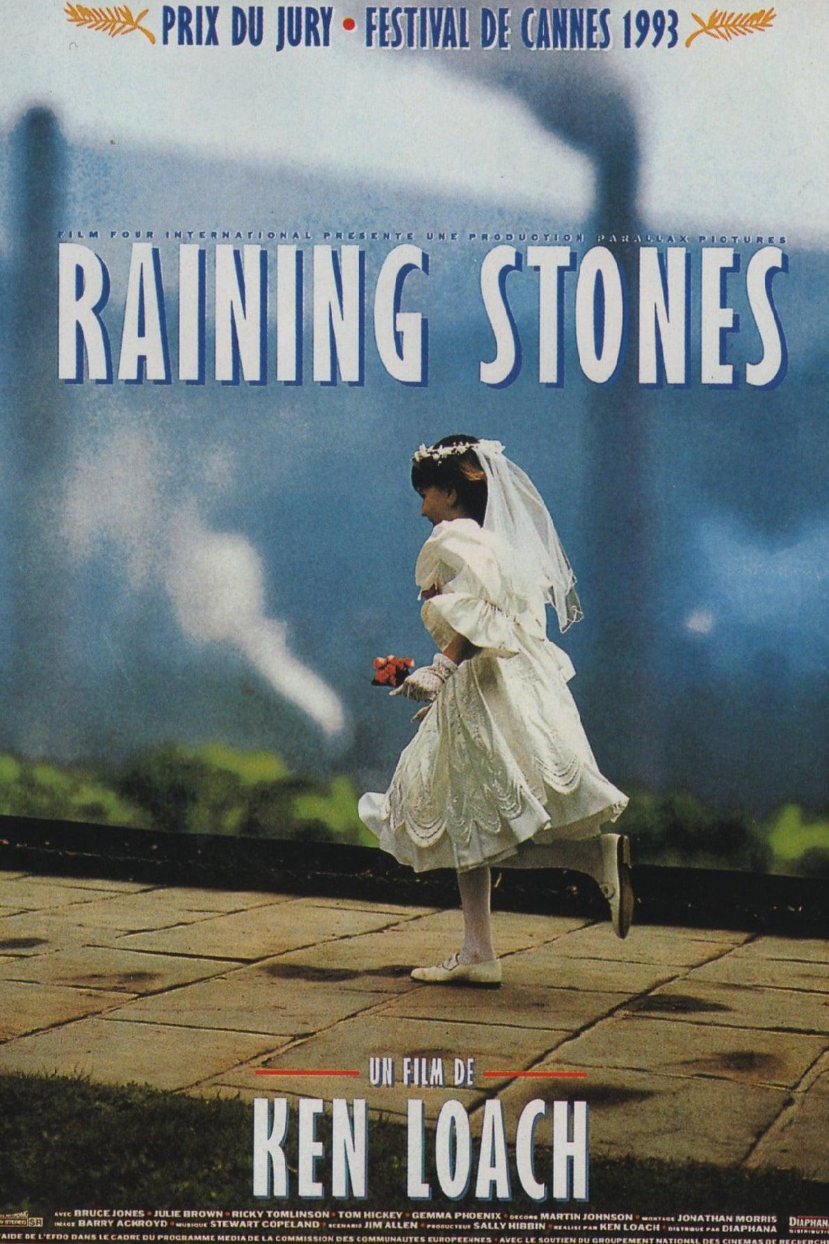 affiche du film Raining stones
