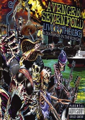 affiche du film Avenged Sevenfold: Live in the LBC