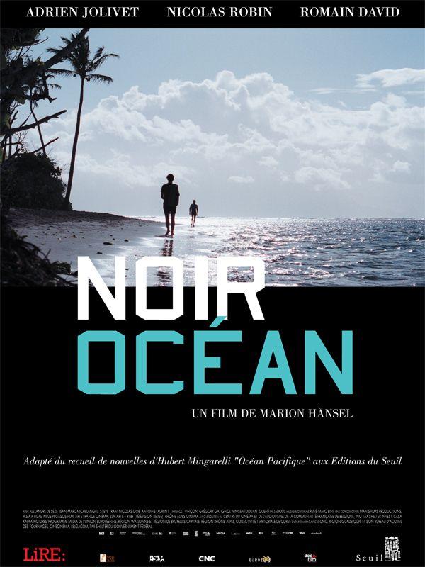 affiche du film Noir océan