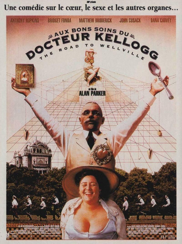 affiche du film Aux bons soins du Dr Kellogg