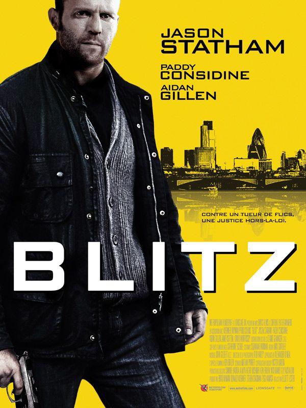 affiche du film Blitz