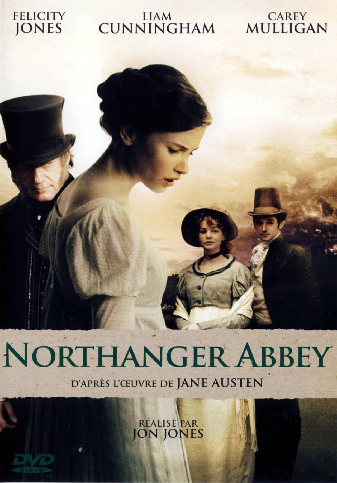 affiche du film Northanger Abbey (TV)