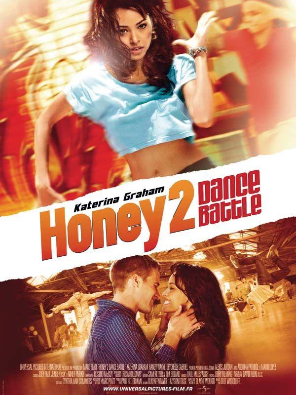 affiche du film Honey 2 (Dance Battle)