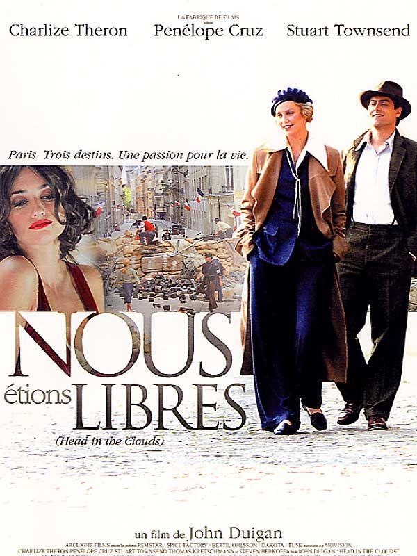 affiche du film Nous étions libres