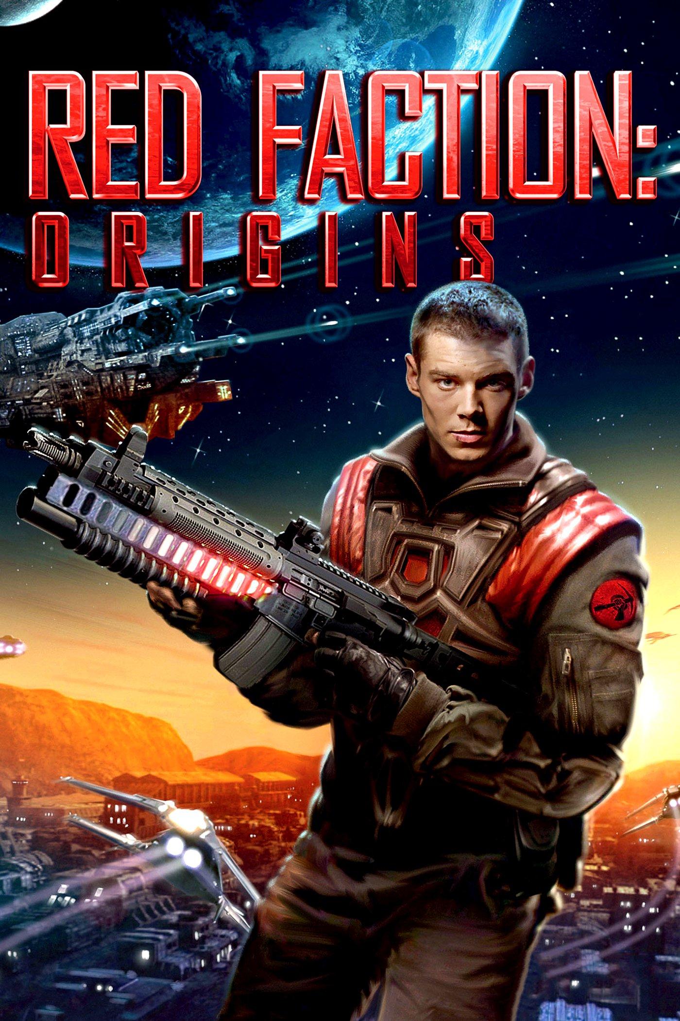 affiche du film Red Faction: Origins (TV)