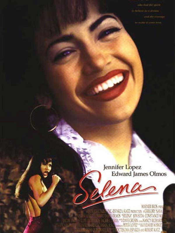affiche du film Selena