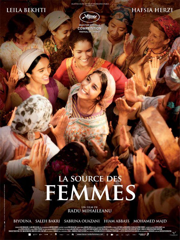 affiche du film La source des femmes