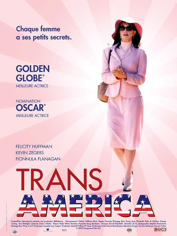 affiche du film Transamerica