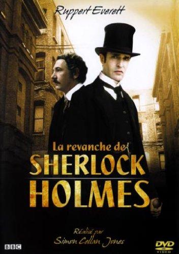 affiche du film La revanche de Sherlock Holmes (TV)