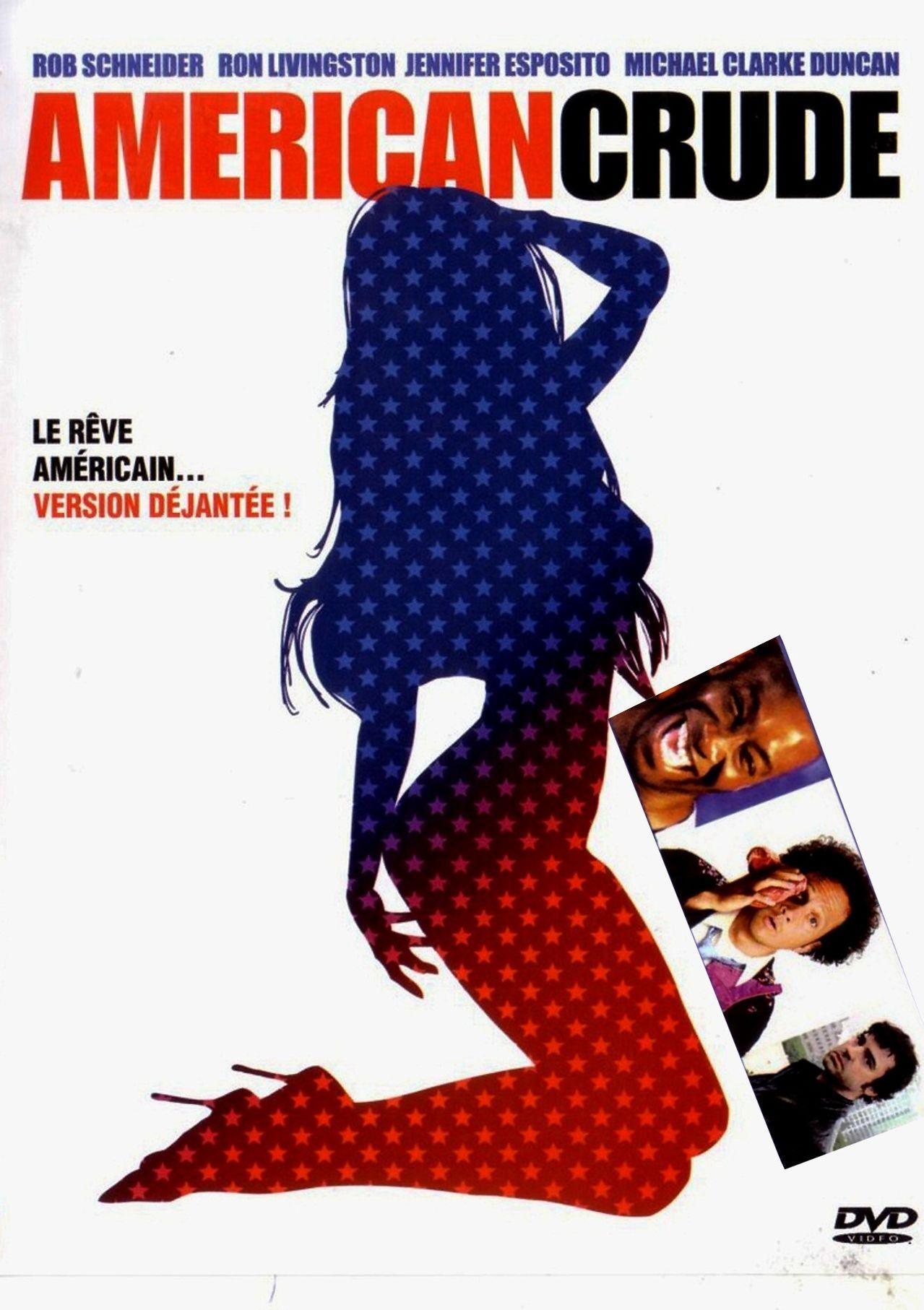 affiche du film American Crude