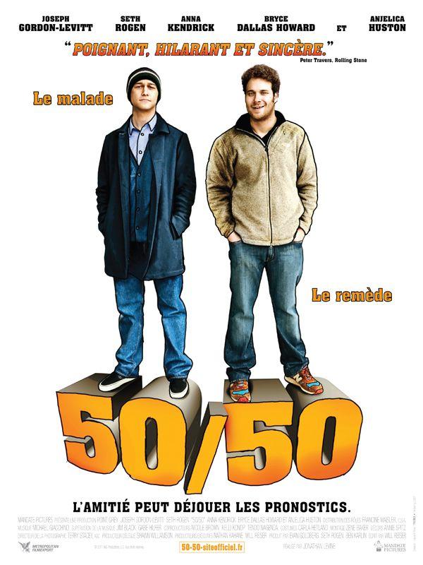affiche du film 50/50