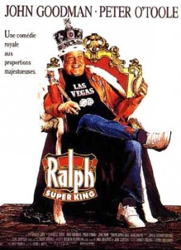 affiche du film Ralph Super King