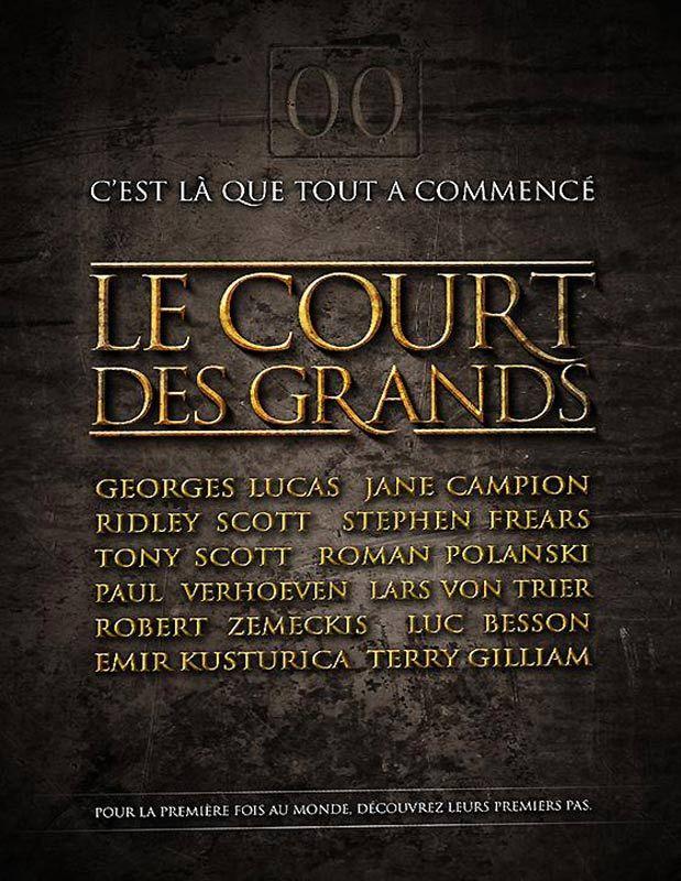 affiche du film Le Court des grands