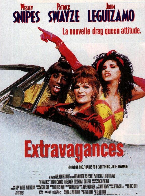 affiche du film Extravagances