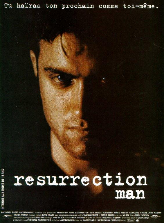affiche du film Resurrection Man