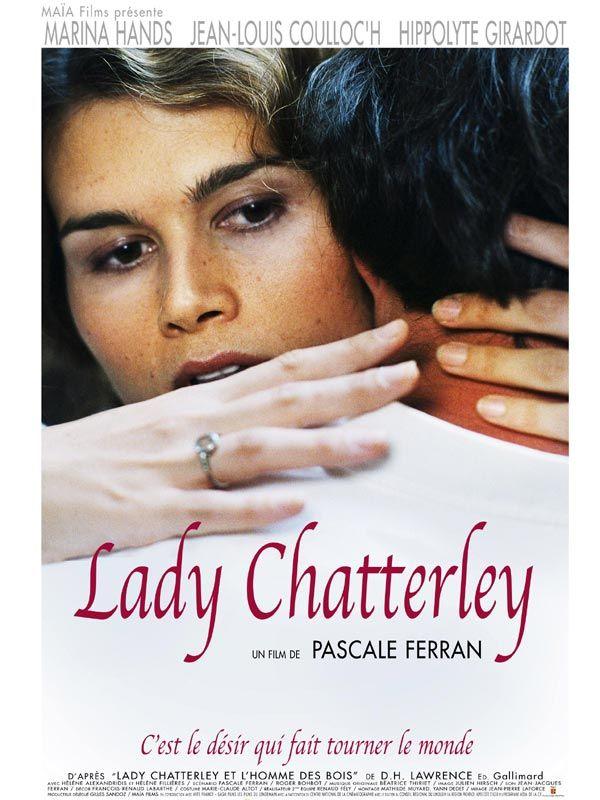 affiche du film Lady Chatterley