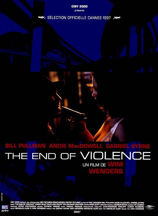 affiche du film The End of Violence