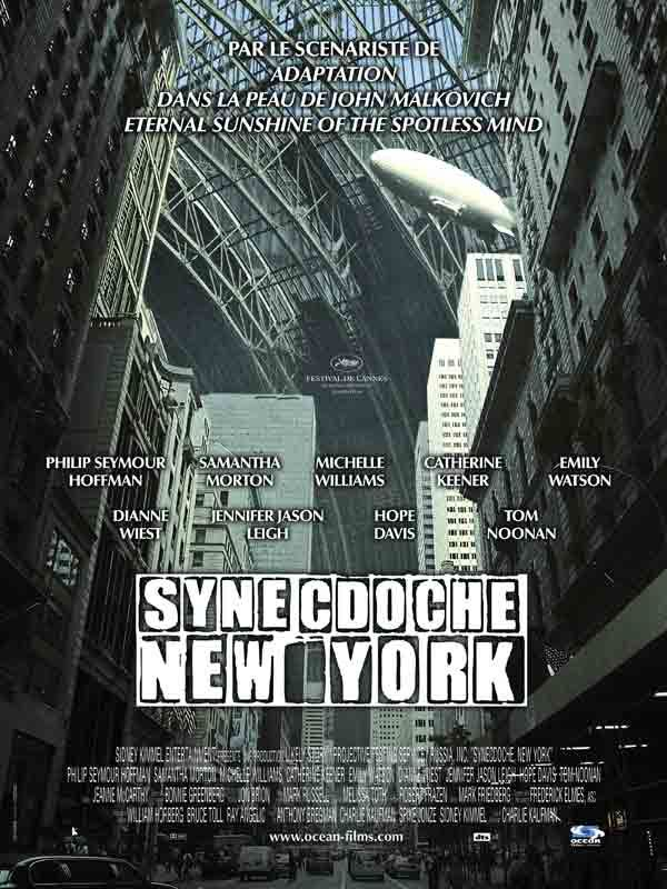 affiche du film Synecdoche, New York