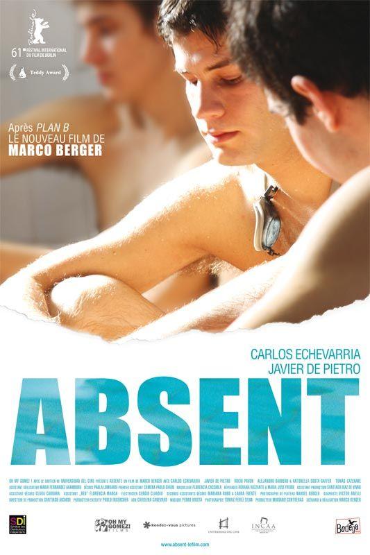 affiche du film Absent